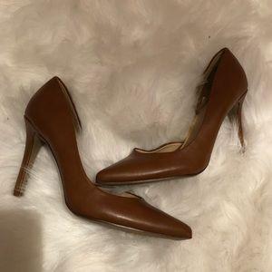 Target Brown Heels